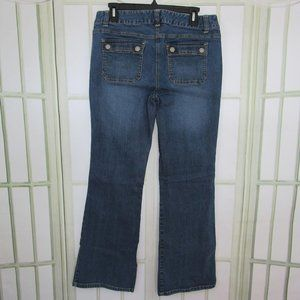 Style & Co. Denim Blue Jeans Straight Leg Size 10